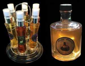 Carrousel & parfum d'ail noir