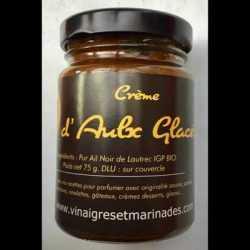 CRÈME D'AULX GLACÉS (85 g) (Ail Noir Culinaire 100% naturel)