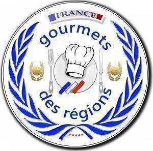 Lauréat Gourmets des régions
