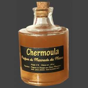 Parfum de Marinade : CHERMOULA aux épices marocaines