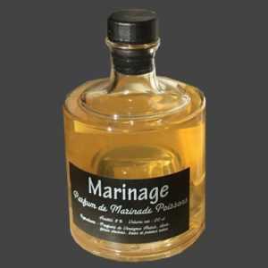 Parfum de Marinade : MARINAGE aux herbes anisées et poivrées