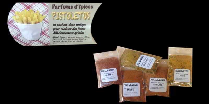 Parfums de Marinades – PISTOLETOS – SERIE 10