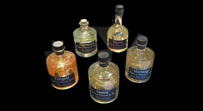 Parfums de Marinades  AUX VINAIGRES d'ÉPICES