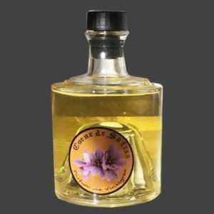 Parfum de Vinaigre : CŒUR DE SAFRAN 3 ans d'âge au safran des jardins