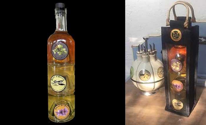 Voici nos cinq «Parfums de Vinaigres»