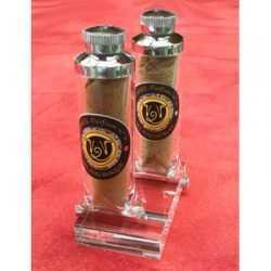 SANSEL® n°3 : SALIÈRES «tubes de gouache» – SÉRIE SELS FOUS catalan et basque – sans sel